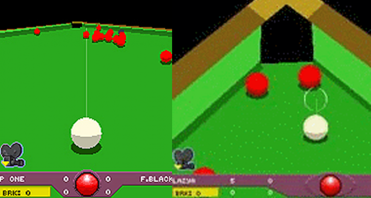 Ronnie o'Sulivans Snooker