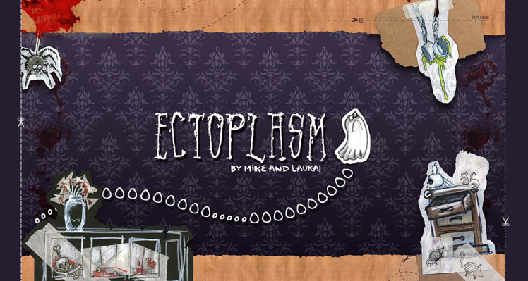 Ectoplasm, a Game Made in 24 hours (ish)