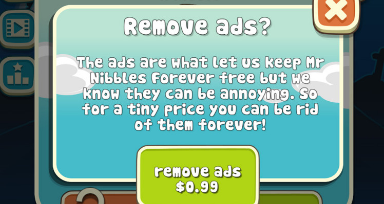 Mr Nibbles Forever – Pre Release 10