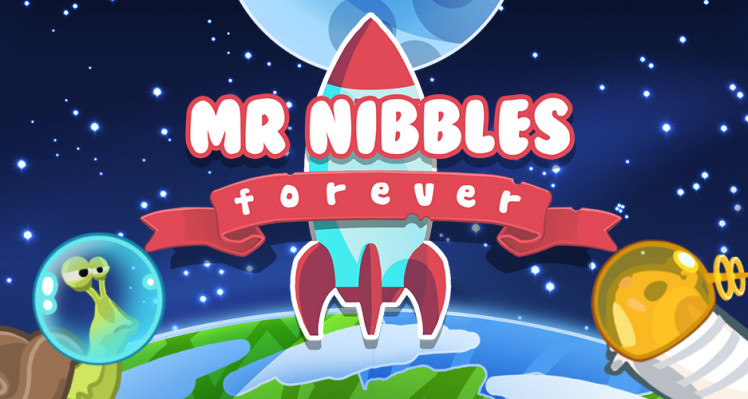 Mr Nibbles Forever – Out now on Google Play