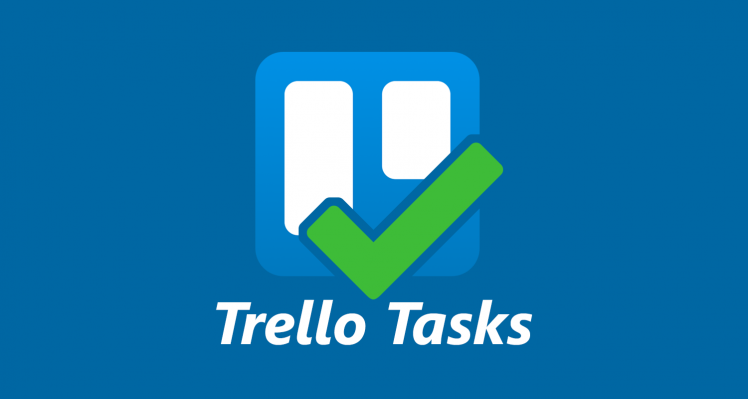 Trello Tasks – A Chrome Extension