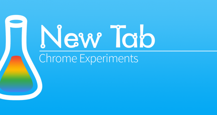 New Tab Chrome Experiments – A new Chrome Extension