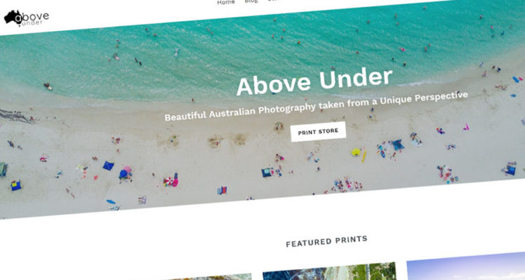 Introducing AboveUnder.com